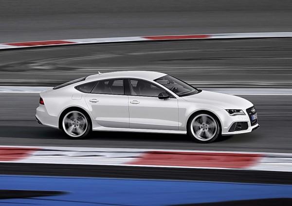 Review Audi RS Truth In Engineering EBay Motors Blog - Audi 4 door sports car