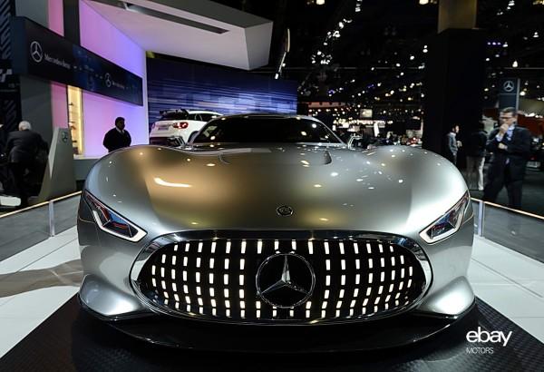 Mercedes benz amg vision gran turismo concept ebay for Ebay motors mercedes benz