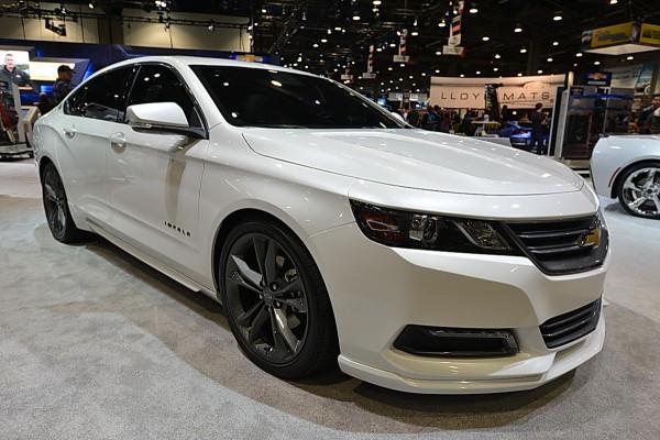 Chevrolet Impala Urban Cool Concept