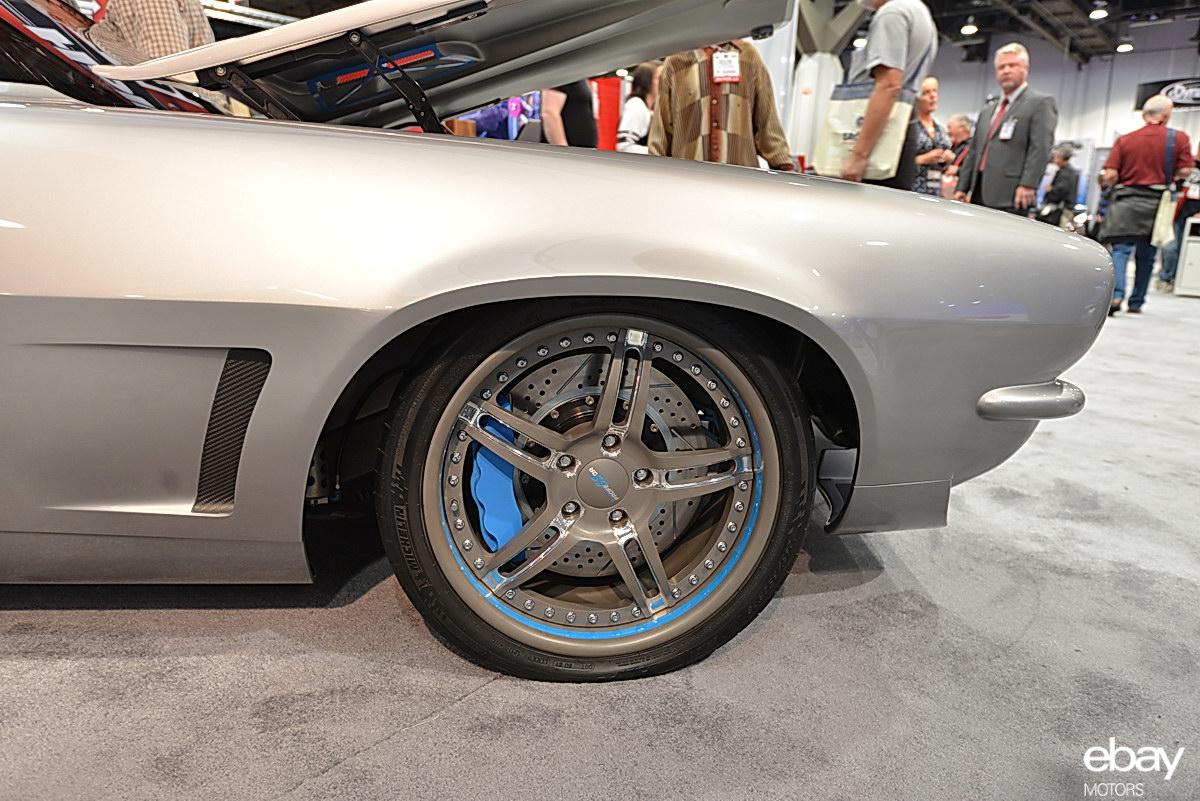 Seen At Sema 1971 Chevrolet Camaro Ebay Motors Blog
