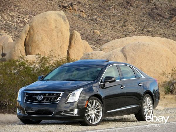 Review 2014 Cadillac Xts Vsport American Spirit Lives