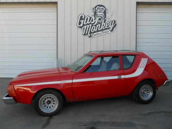 1974 AMC Gremlin | Gas Monkey Garage