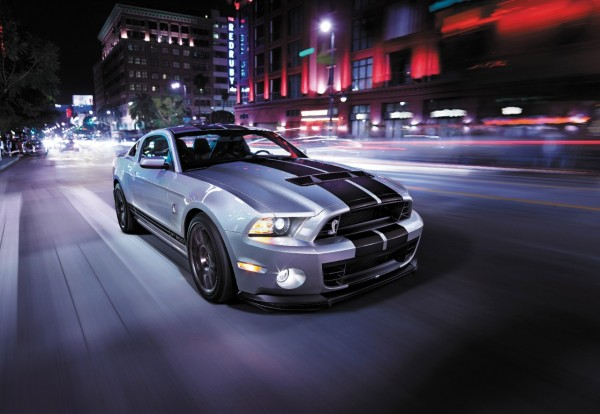 2014 Ford Shelby GT500
