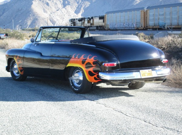 mercury custom convertible used in the movie grease