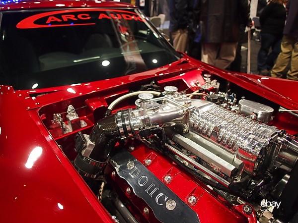 Arc Audio 1978 Chevrolet Corvette