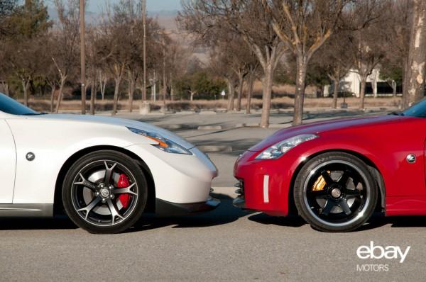 nissan 350z 2014 interior. 2014 nissan 370z nismo vs 2007 350z interior 7