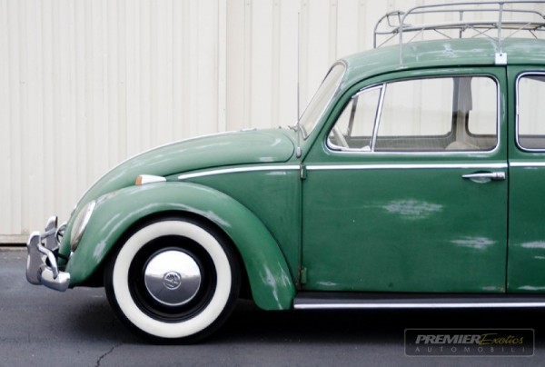 Green Patina Hip To Be Cool Classic Beetle Ebay Motors Blog