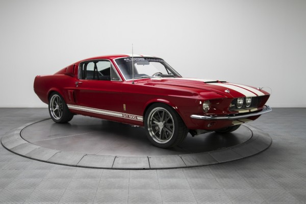 Custom built 1967 shelby gt500 ready for power tour ebay for Ebay motors mustang gt