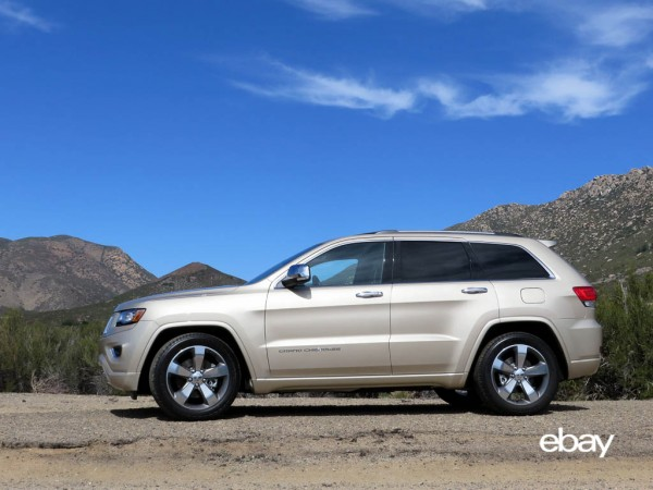 Review: 2014 Jeep Grand Cherokee Overland 4X4 EcoDiesel