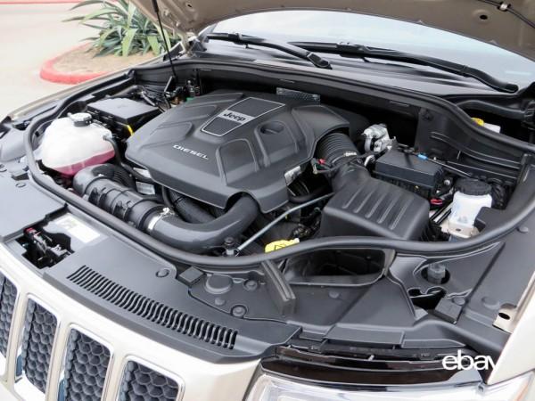 Review: 2014 Jeep Grand Cherokee Overland 4X4 EcoDiesel | eBay
