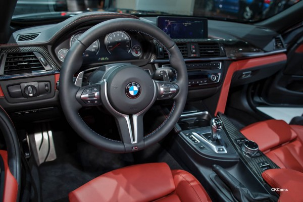 World Debut Of BMW M Convertible At New York Auto Show EBay - 2015 bmw m4 convertible price