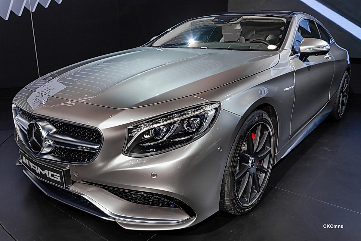 New mercedes benz s63 amg debuts at nyias ebay motors blog for Mercedes benz new cars 2015