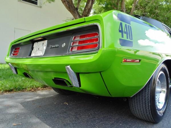 Muscle Car Club Alumni, 1970 Plymouth 'Cuda 440 | eBay Motors Blog
