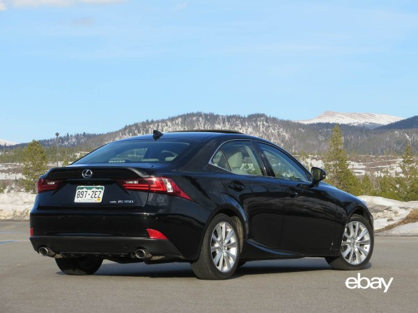 Perfect 2014 Lexus IS 350 AWD