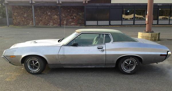 Detroit Muscle, American Steel, 72 Gran Torino Sport | eBay Motors Blog