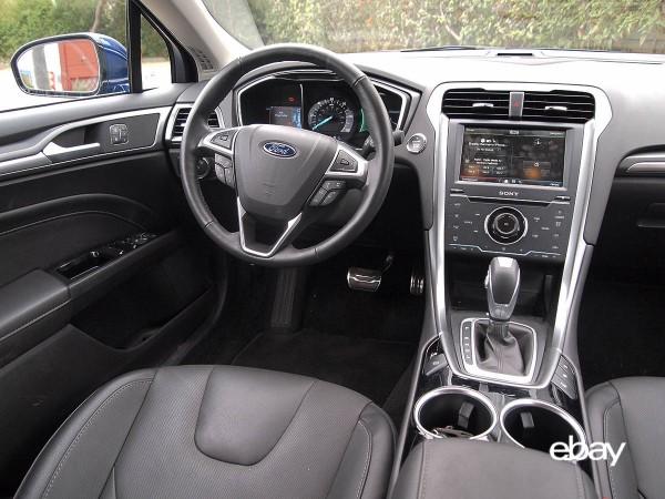 Marvelous 2014 Ford Fusion Energi Interior