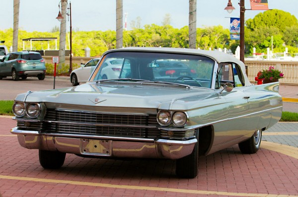 A Goodfellas Cadillac, 1963 DeVille Convertible | eBay Motors Blog