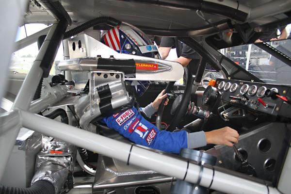 #72 Shannon McIntosh Dodge Charger Cunningham Motorsports