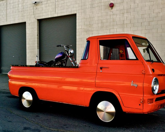 1968 Dodge A100, A Party Everywhere You Go | eBay Motors Blog