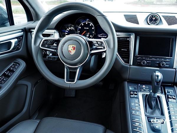 Review 2015 Porsche Macan Turbo Ebay Motors Blog