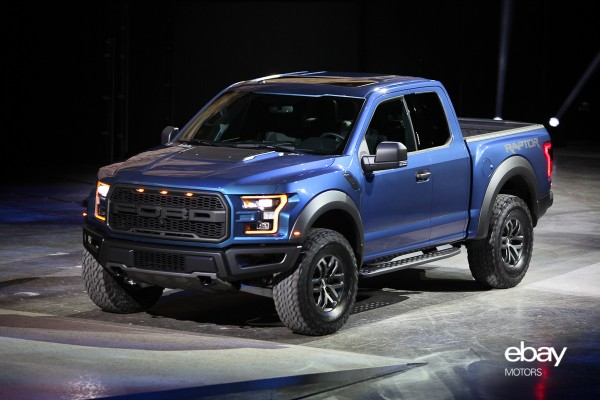 New Ford F  Raptor Announced At  Naias