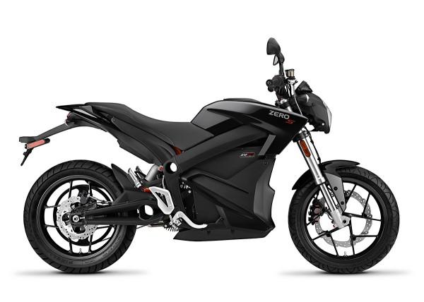 2015 zero s motorcycle