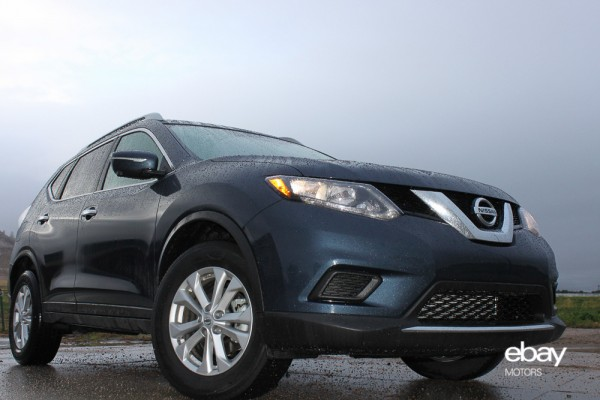 Review: 2015 Nissan Rogue – Luxury Without the High Price | eBay ...