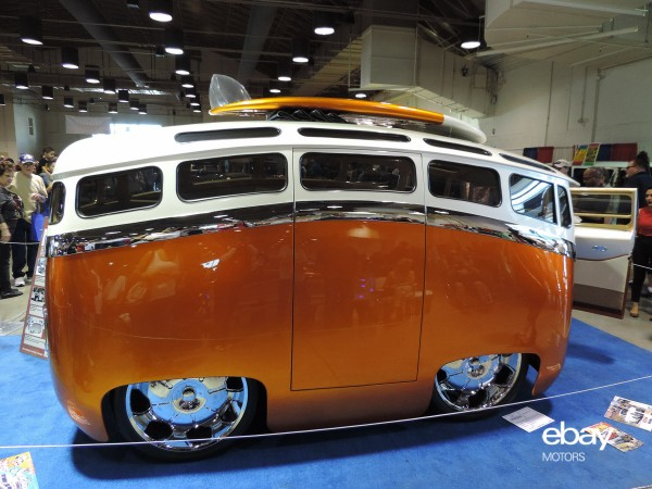 VW Bus, Surf Seeker | Ron Berry