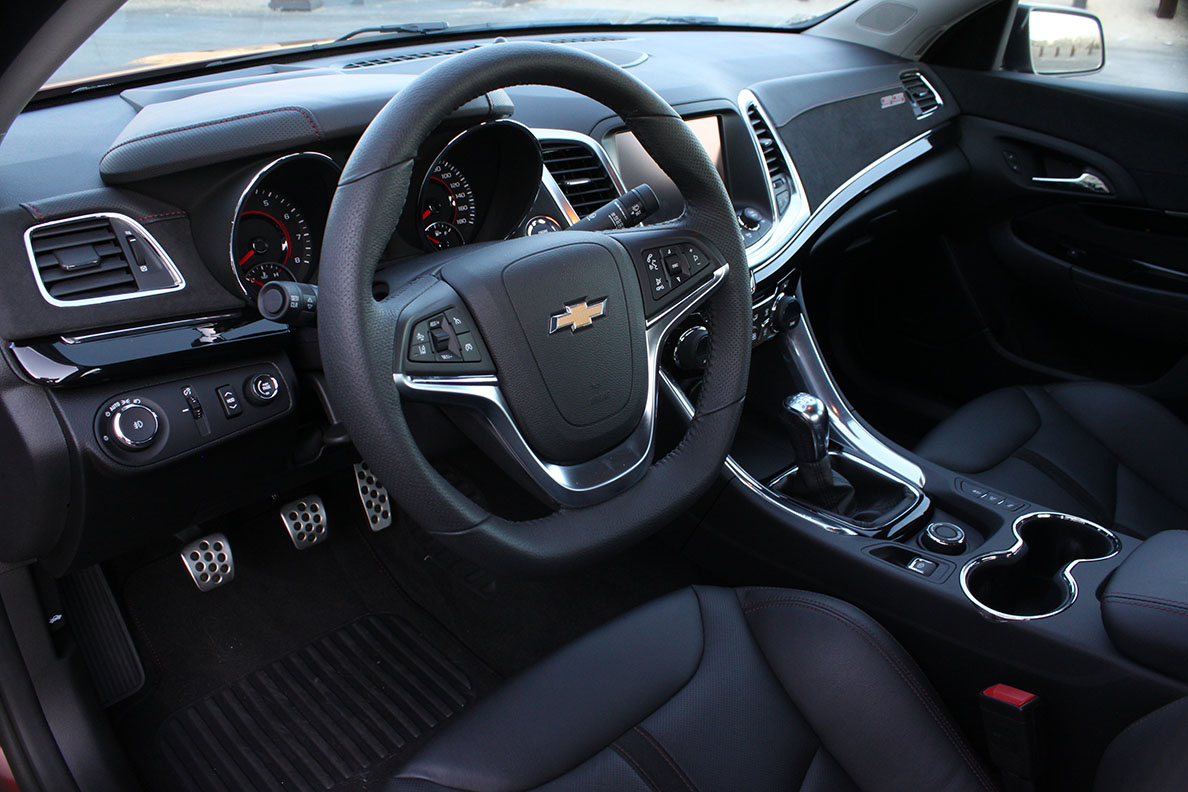 chevy malibu 2011 manual