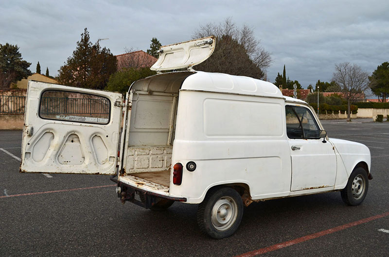 Renault 4 Deserves Prominent Spot In Automotive History Ebay
