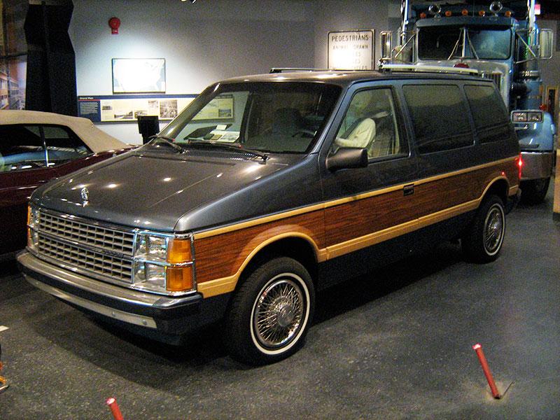 The Drag-Racing Dodge Grand Caravan of 1989   eBay Motors Blog