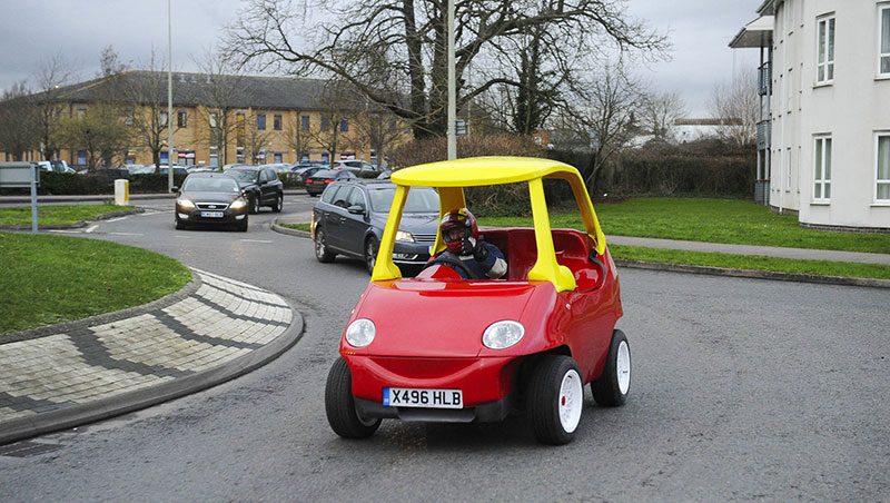 Full Scale Little Tikes Toy Car Super Sizes Childhood Fun Ebay