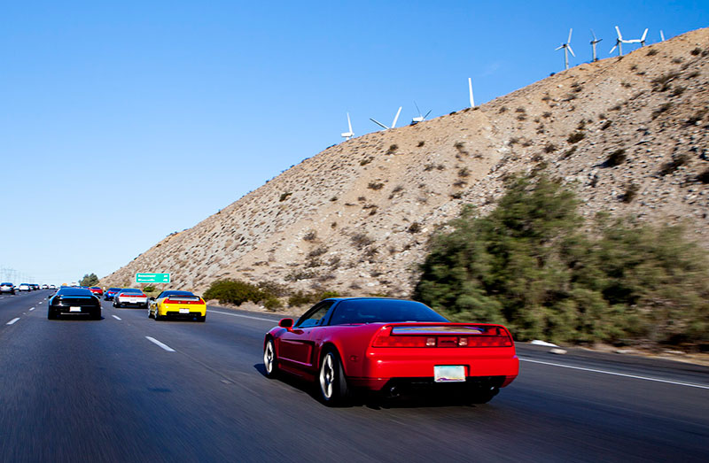Acura NSX Enthusiasts Gather In Palm Springs For Biggest NSXpo - Palm springs acura