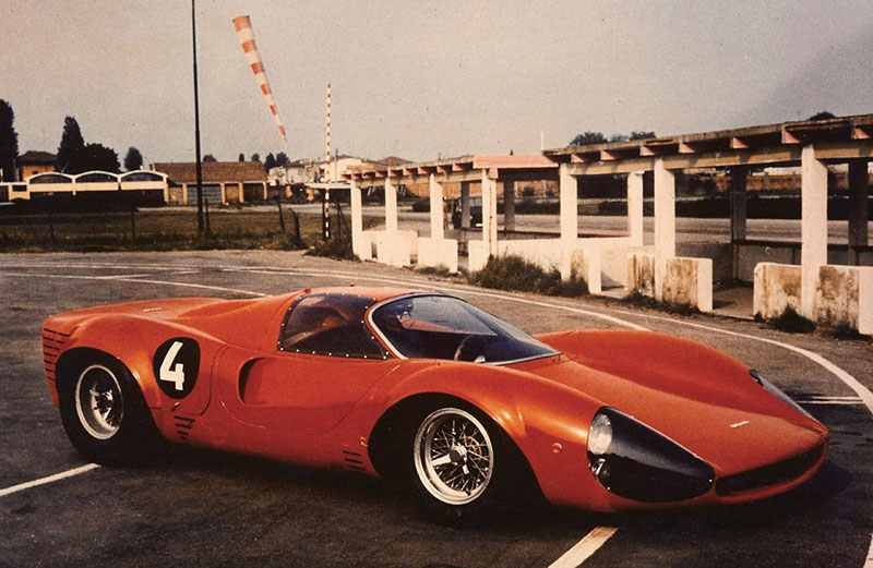 The Ferrari Designed by An American: Listed on eBay for $9 Million