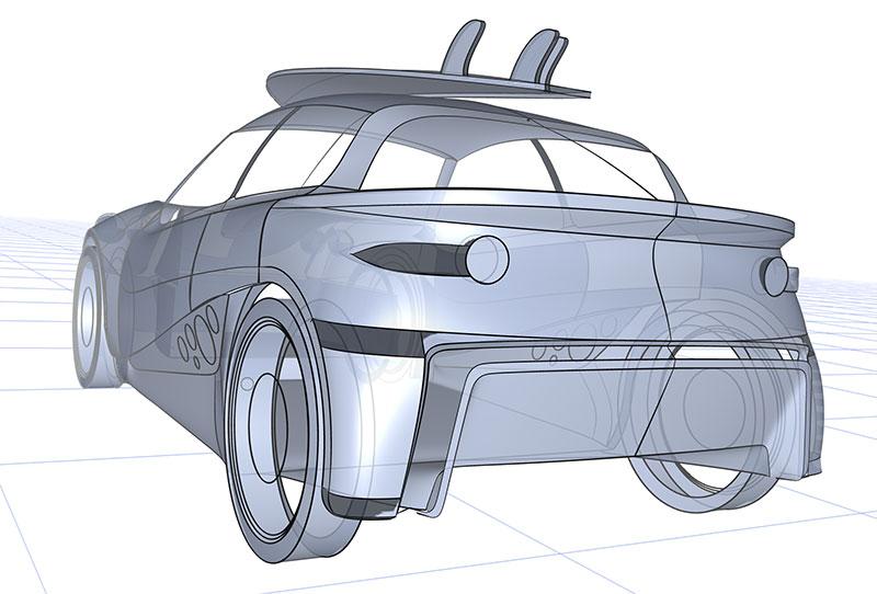 New App Makes 3D Car Design Accessible to All | eBay Motors Blog