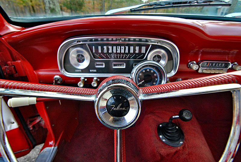 What Would Santa Drive? This 1963 Ford Ranchero? | eBay