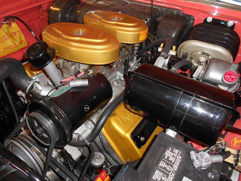 The magical 1958 chrysler 300 v8 hemi ebay motors blog for Motor for chrysler 300