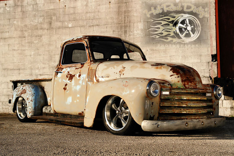 Gorgeous 1948 Chevy Truck Combines Aged Patina And Modern Engine Ebay Motors Blog
