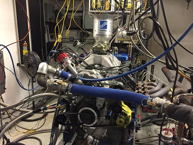 Dick kercher racing engines