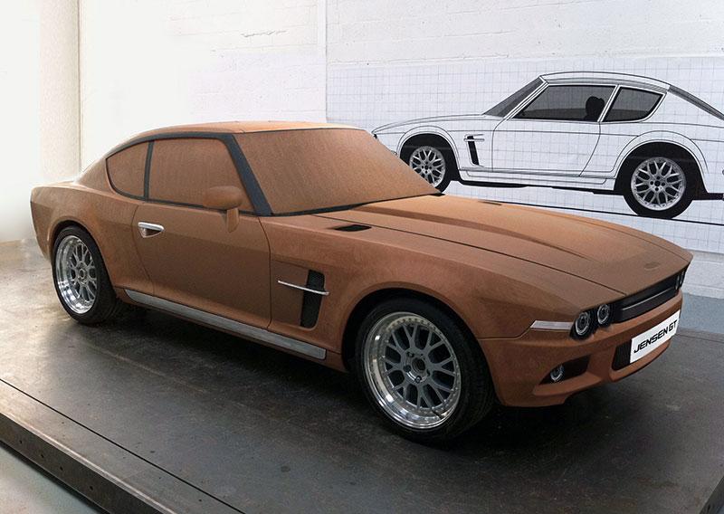 Jensen Interceptor The British Muscle Car Is Coming Back Ebay