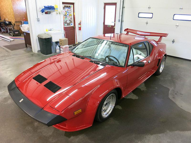 Affordable Dream Car: 1971-1975 DeTomaso Pantera | eBay Motors Blog
