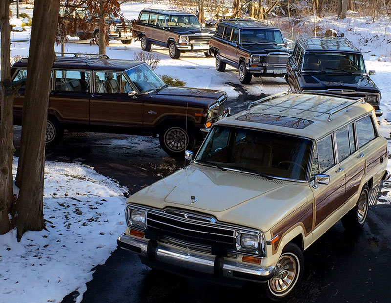 Classic Gentleman has become a key source for modern Wagoneer ownership.