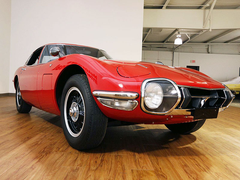 Toyota 2000GT: The Million-Dollar Japanese Collectible | eBay ...