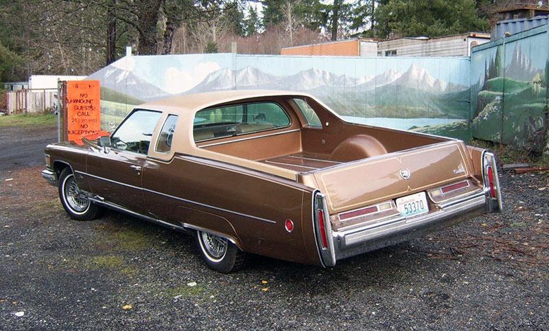 2016 Cadillac Escalade Ext >> This 1976 Cadillac Mirage Is the Escalade's Grand-Daddy   eBay Motors Blog