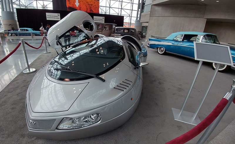 Five Highlights From New York Auto Show EBay Motors Blog - Car show javits center
