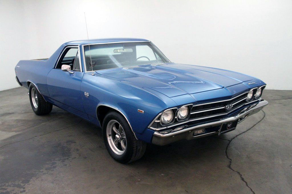 Chevrolet El Camino: Half Car, Half Truck, All Business | eBay ...