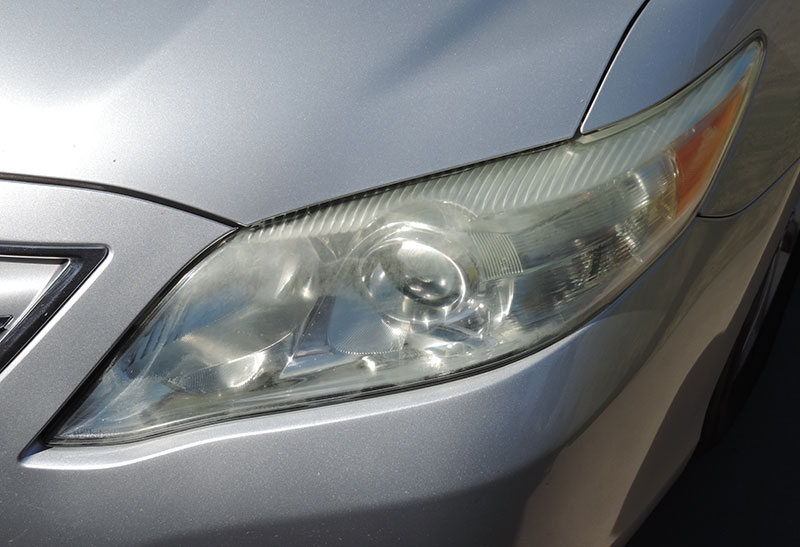 Headlight Restoration Kits Can Easily Bring Back