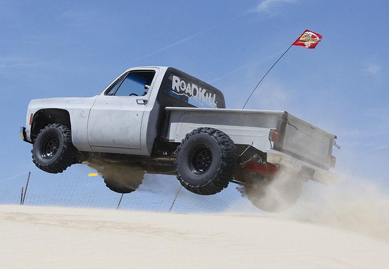 Roadkill S C 10 Muscle Truck Has More Lives Than A Cat Ebay Motors Blog