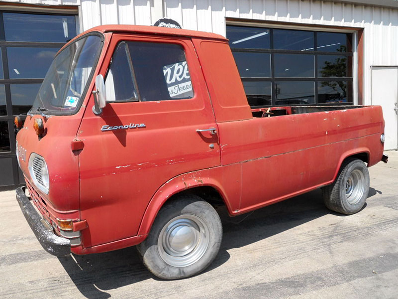 Two Unusual 1960s Pickups, Loaded with Personality | eBay Motors Blog