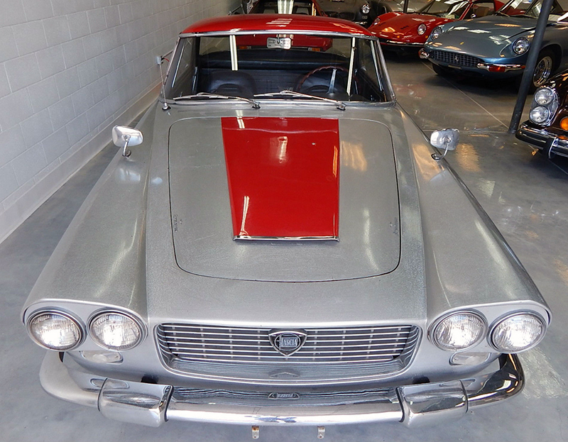 1962 Lancia Flaminia Offers Affordable Coach-Built Italian Style ...